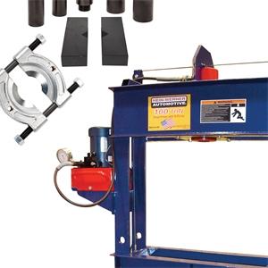 Hein werner automotive shop equipment for Parlour equipment